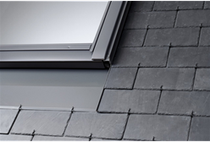 Image for VELUX EDL PK04 2000 Slate Flashing With Insulation 94x98cm