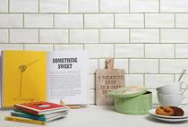 Image for Ondulato Bianco Gloss 150mm x 75mm Wall Tile 44 Per Pack - K000432