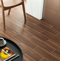 Image for HD Classic Wood Effect Brown 148mm x 498mm Multi-Use Tile 13 Per Pack - BCT21216