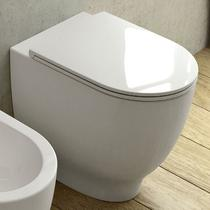 RAK Harmony Back to Wall Toilet with Soft Close Seat