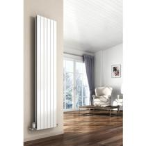 Image for Reina Flat Designer Radiator 1600mm H x 292mm W Single Convector, White