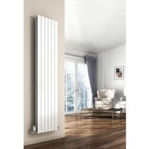 Image for Reina Flat Designer Radiator 1800mm H x 514mm W Single Convector, White