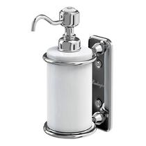 Image for Burlington Single Soap Dispenser