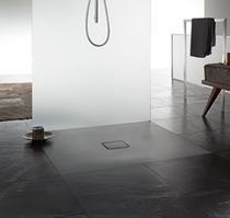 Kaldewei Avantgarde Conoflat Pearl Grey 1300 x 800mm Steel Shower Tray