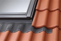 Image for VELUX EDW UK10 0000 Concrete Tile Flashing - 134x160cm