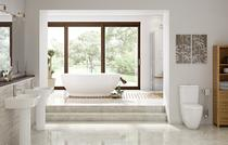 Image for Verona Suite complete with C/C WC and 1TH Full Pedestal Basin