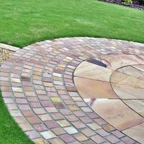 Image for Bradstone Natural Sandstone Modac Setts 100x100 Pack of 750
