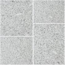 Bradstone Natural Granite Paving Silver Grey 900X900X25 (18 Pack)