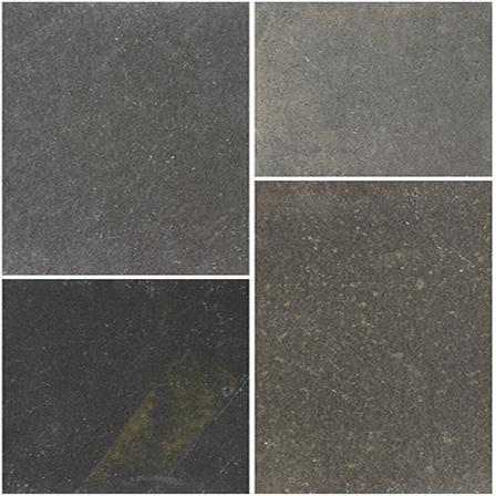 Bradstone Natural Limestone Paving Blue Black