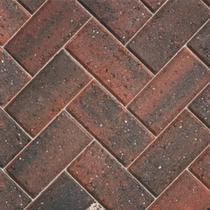 Image for Bradstone Driveway Brindle Concrete Block Paving 200X100X50MM