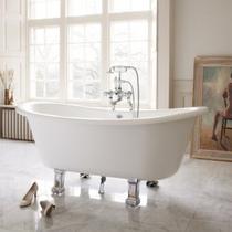 Image for Burlington Chandler Natural Stone Bath -  1690mm