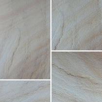 Image for Bradstone Grand Smooth Natural Sandstone Caramel Paving (1 Pack)