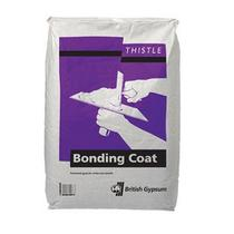 Bonding Plaster Coat Thistle 25kg (Carlite)