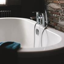Cleargreen Nouveau Petite Freestanding Bath 1500mm