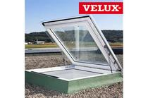 Image for Velux Clear Flat Roof Exit Window CXP S04G 120120