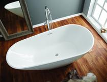 Image for April Danby Contemporary Freestanding Bath 1740mm x 580mm