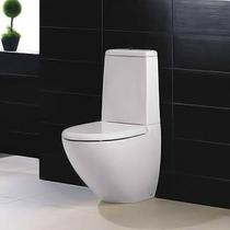 RAK Reserva Close Coupled Toilet and Soft Close Seat