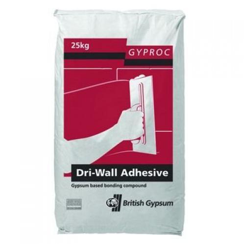 Gyproc Drywall Plasterboard Adhesive 25KG
