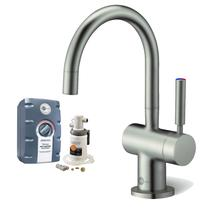 Image for Insinkerator HC3300SN Hot & Cold Water Tap with Installation Kit Brushed Steel