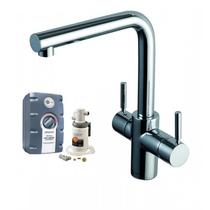 Image for Insinkerator 3-in-1 Hot Kitchen Tap Chrome Complete Kit