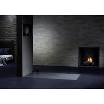 Kaldewei Avantgarde Conoflat Lava Black 1200 x 800mm Steel Shower Tray