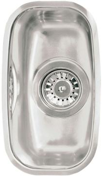 Image for Reginox Comfort L183016OKG Stainless Steel Integrated Kitchen Sink