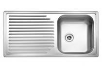 Image for Reginox Comfort Duchess Stainless Steel Inset Kitchen Sink