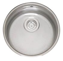 Image for Reginox Comfort R18 390 Stainless Steel Inset Kitchen Sink
