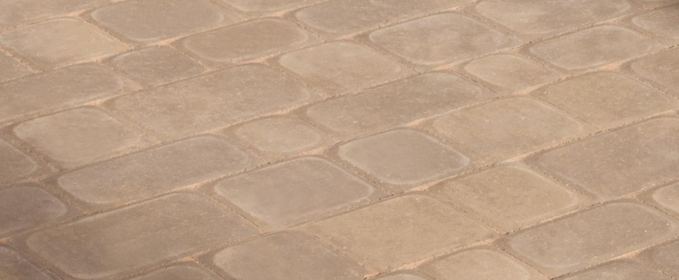 Bradstone Lumley Cobble Stone Block Paving Mixed Pack