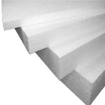 Image for Polystyrene Sheets 75mm X 1200 X 2400 eps70 (8 Pack)