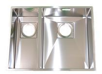 Image for Franke Peak PKX 160-34-18 Stainless Steel Kitchen Sink, Left Hand