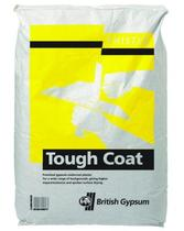 Plaster Thistle 25kg Tough Coat Plaster