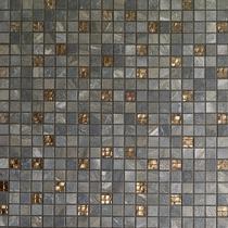 Image for RAK Wall Tile Saran Grey Mosaic 30 x 30cm