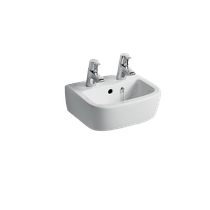 Image for Ideal Standard Tempo Handrinse Basin 400mm - 2 Tap Hole