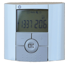 Image for Wireless 7 Day Programmable Flexel Room Thermostat