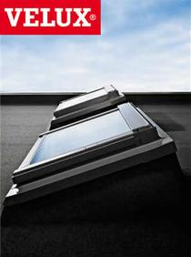 Image for Velux Flat Roof Kerb Insulated Timber ECX 0000T MK04