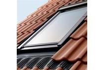 Image for VELUX EDJ CK02 2000 recessed tile flashing with insulation 55x78cm