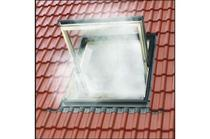 Image for VELUX GGL SD0L1 Smoke Ventilation Window With Slate Flashing 134x140 UK08