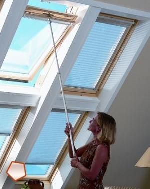 Velux ZCT 200 Telescopic Rod 100-180cm