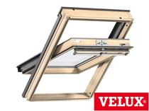 Image for Velux GGL 3070 Centre Pivot Roof Window Pine CK02 55 x 78cm