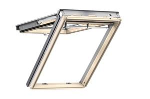 Velux GPL 3060 Pine Top Hung Window CK04 (55 x 98 cm)