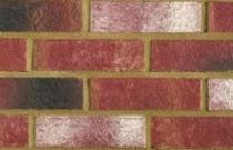 Image for Wienerberger Paragon Antique Red Multi Bricks 65mm 500 Pack