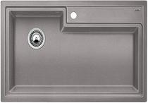 Image for BLANCO Kitchen Sink Plenta  Silgranit® Puradur®  - Alu Metallic