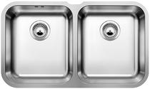 Image for BLANCO SUPRA 340/340-U Stainless Steel Kitchen Sink BL453599