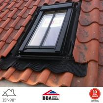 Image for VELUX White Painted GGL MK06 SD5W2  Conservation Window for 120mm Tiles - 78cm x 118cm