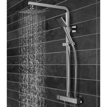 Image for Tavistock Index Thermostatic Diverter Bar Valve with Shower Head System