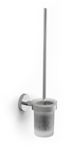 Image for Roca Twin Wall Mounted Toilet Brush Holder