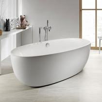 Image for Roca Virginia Acrylic Freestanding Bath With Waste & Overflow (1700 X 800Mm)