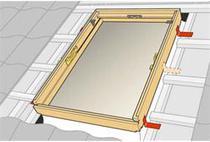 Image for VELUX ELX UK04 0000 Adaptor Flashing - 134x98cm