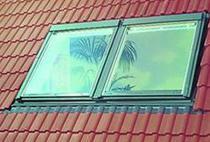 Image for VELUX EBP MK08 0021B Twin Combination Plain Tile Flashing 78x140cm - 18mm Gap